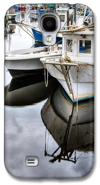 Art Mobile Galaxy S4 Cases - Packed In Bayou La Batre Galaxy S4 Case by JC Findley