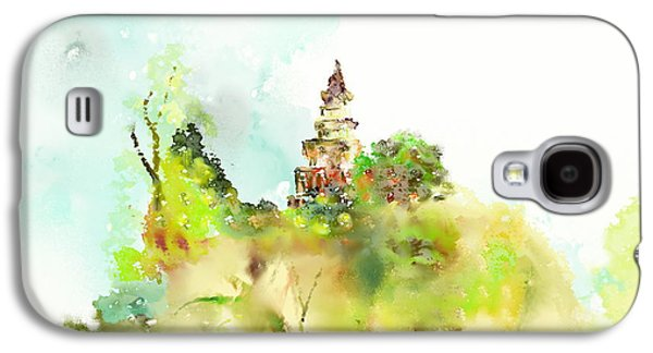 Pagoda Galaxy S4 Case by Len YewHeng
