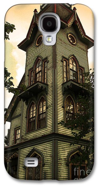 Original Photographs Galaxy S4 Cases - Painted Lady 25  Galaxy S4 Case by Colleen Kammerer