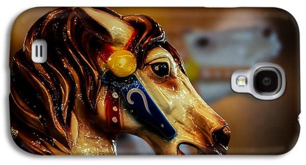 Dreamscape Galaxy S4 Cases - Painted Pony  Galaxy S4 Case by Bob Orsillo