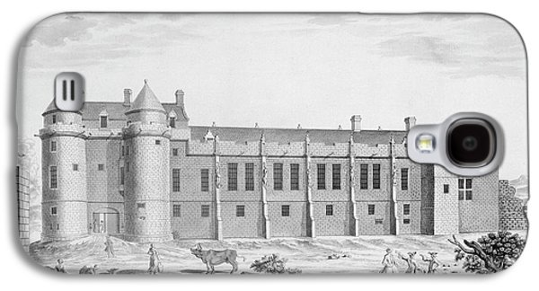 Palace Of Falkland Galaxy S4 Case by British Library
