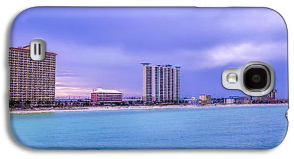 Panama City Beach Galaxy S4 Cases - Panama City Beach Galaxy S4 Case by David Morefield