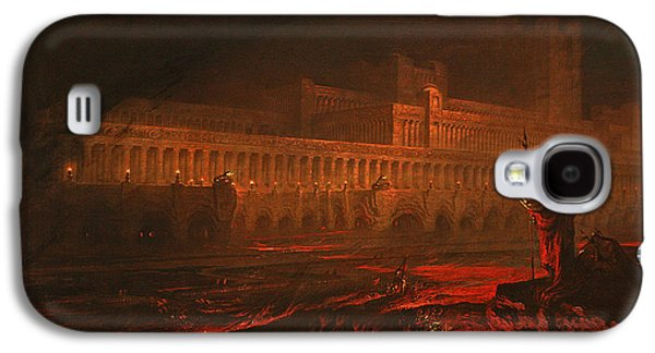 Epic Galaxy S4 Cases - Pandemonium Galaxy S4 Case by John Martin