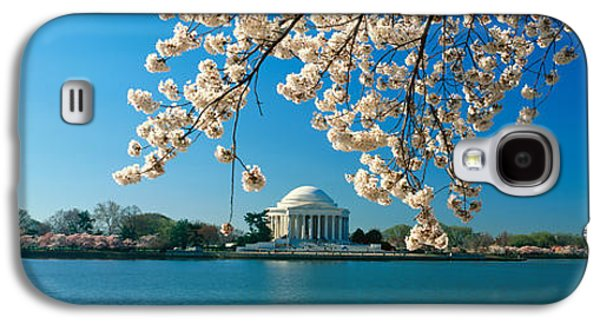 Panoramic View Of Jefferson Memorial Galaxy S4 Case by Panoramic Images