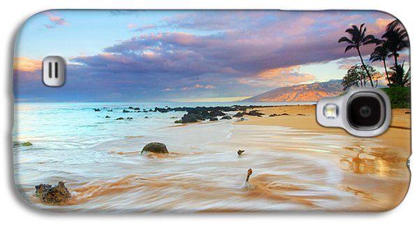 Best Sellers -  - Landscapes Photographs Galaxy S4 Cases - PAradise Dawn Galaxy S4 Case by Mike  Dawson