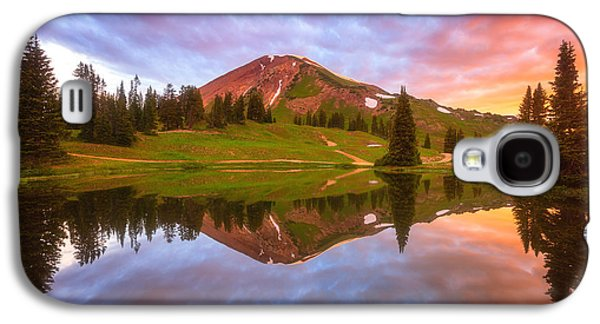 Landscape Acrylic Prints Galaxy S4 Cases - Paradise Dreams Galaxy S4 Case by Darren  White
