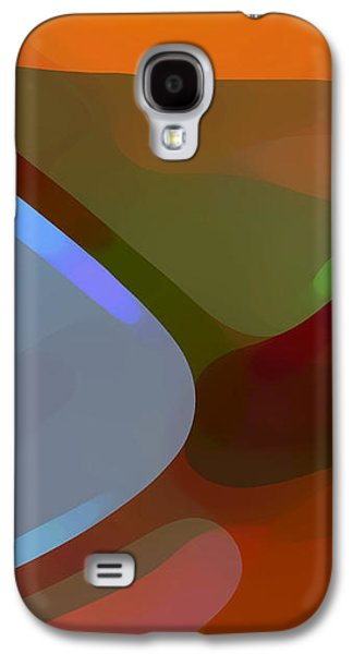Abstract Forms Galaxy S4 Cases - Paradise Found 1 Panel A Galaxy S4 Case by Amy Vangsgard