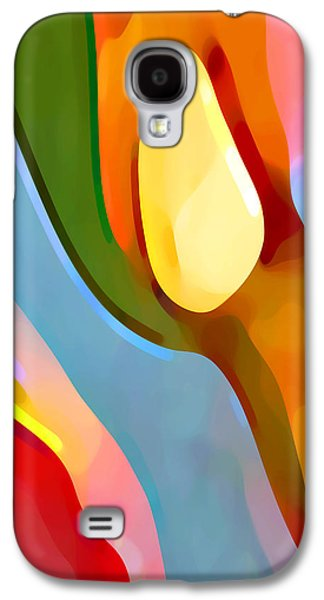 Abstract Forms Galaxy S4 Cases - Paradise Found 6 Galaxy S4 Case by Amy Vangsgard
