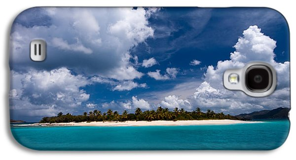 Beautiful Scenery Galaxy S4 Cases - Paradise is Sandy Cay Galaxy S4 Case by Adam Romanowicz