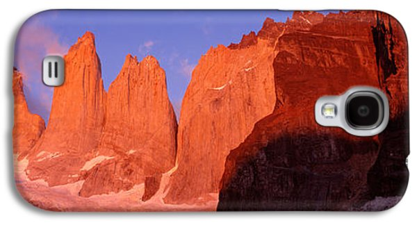 Reserve Galaxy S4 Cases - Parque National Torres Del Paine Galaxy S4 Case by Panoramic Images