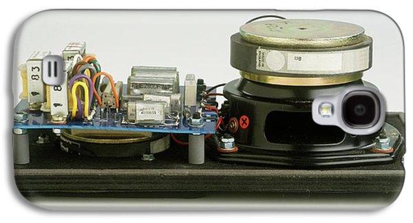 Parts Of A Loudspeaker Galaxy S4 Case by Dorling Kindersley/uig