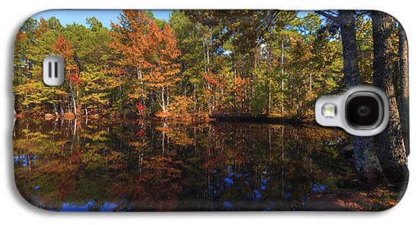 Waterscape Galaxy S4 Cases - Passing Through Galaxy S4 Case by Chad Dutson