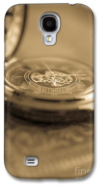 Blurred Galaxy S4 Cases - Passing Time Galaxy S4 Case by Edward Fielding