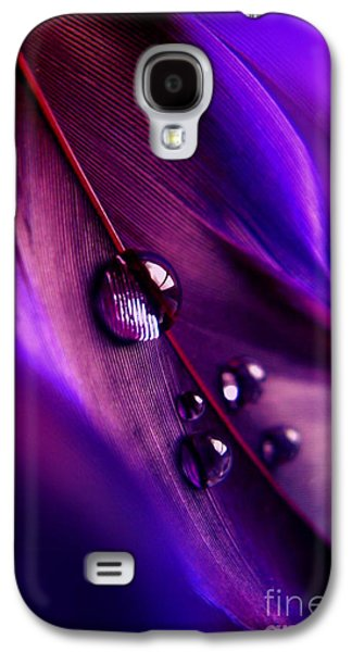 Passion Flames Galaxy S4 Case by Krissy Katsimbras