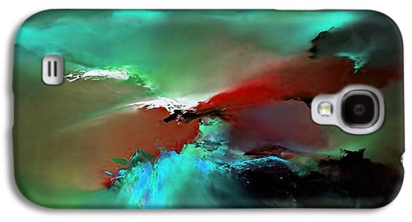 Passion Galaxy S4 Case by Marvin Blaine