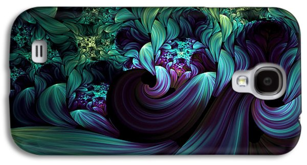 Youthful Galaxy S4 Cases - Passionate Mindfulness Galaxy S4 Case by Georgiana Romanovna