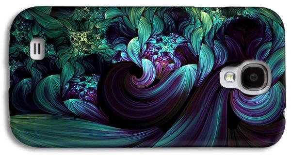 Passionate Mindfulness Galaxy S4 Case by Georgiana Romanovna