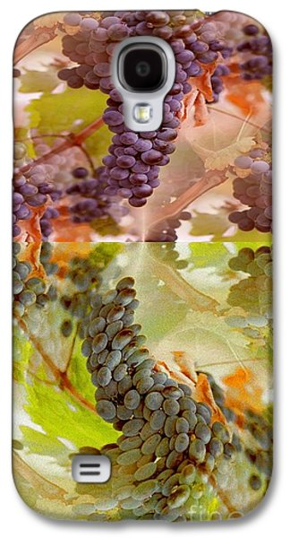 Wine Sipping Galaxy S4 Cases - Passionate Squeeze Galaxy S4 Case by PainterArtist FIN