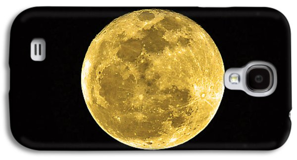 Man In The Moon Galaxy S4 Cases - Passover Full Moon Galaxy S4 Case by Al Powell Photography USA