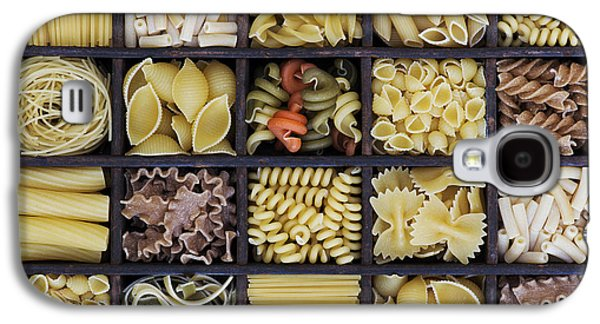 Spaghetti Galaxy S4 Cases - Pasta Galaxy S4 Case by Tim Gainey