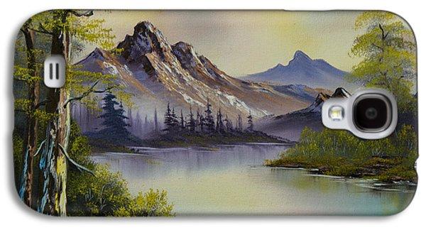 Pastel Skies Galaxy S4 Case by C Steele