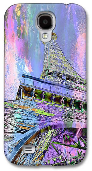 Pastel Tower Galaxy S4 Case by Az Jackson
