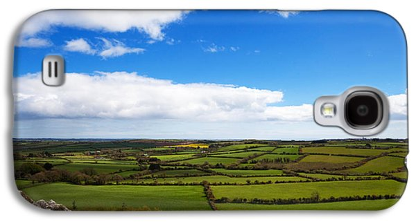 Farmscape Galaxy S4 Cases - Pastoral View From The Sugar Loaf Rock Galaxy S4 Case by Panoramic Images