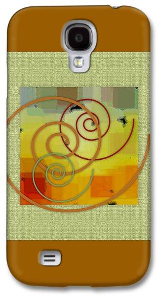 Patchwork I Galaxy S4 Case by Ben and Raisa Gertsberg