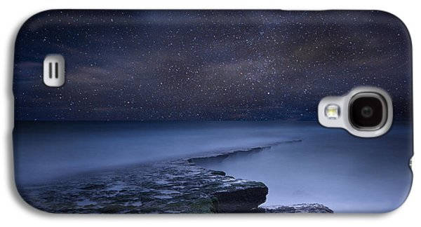 Waterscape Galaxy S4 Cases - Path to infinity Galaxy S4 Case by Jorge Maia