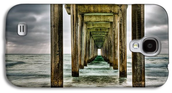 Hdr Landscape Galaxy S4 Cases - Pathway to the Light Galaxy S4 Case by Aron Kearney Fine Art Photography