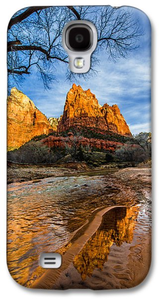 Waterscape Galaxy S4 Cases - Patriarchs of Zion Galaxy S4 Case by Chad Dutson