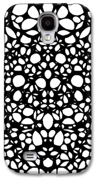 Pattern 1 - Intricate Exquisite Pattern Art Prints Galaxy S4 Case by Sharon Cummings
