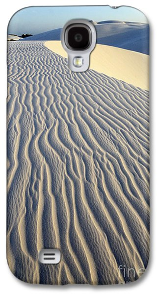 Sand Patterns Galaxy S4 Cases - Patterns In The Sand Brazil Galaxy S4 Case by Bob Christopher
