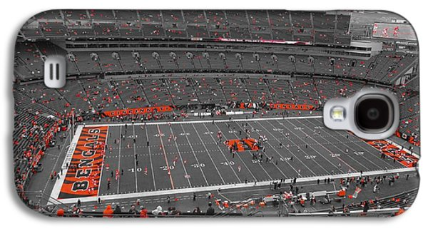 Espn Galaxy S4 Cases - Paul Brown Stadium Galaxy S4 Case by Dan Sproul