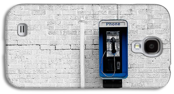 Replacing Galaxy S4 Cases - Pay Phone Galaxy S4 Case by Mountain Dreams