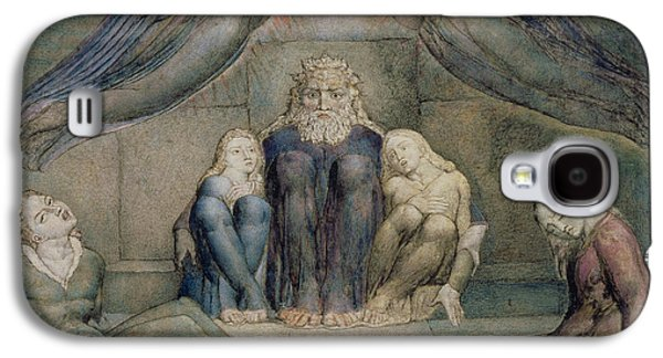 Punishment Galaxy S4 Cases - Pd.5-1978 Count Ugolino And His Sons Galaxy S4 Case by William Blake