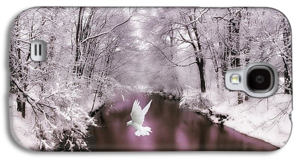 Peace On Earth   Galaxy S4 Case by Jessica Jenney