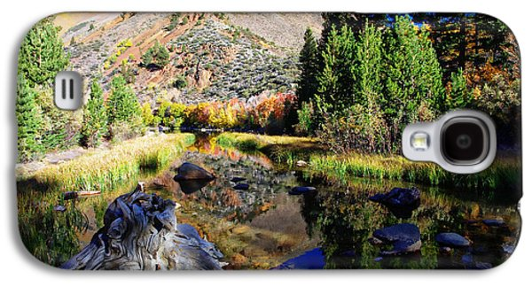 Outlet Galaxy S4 Cases - Peaceful Fall Morning Galaxy S4 Case by Scott McGuire