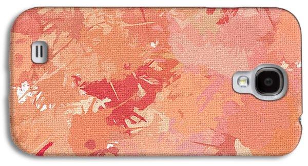 Peach Galore Galaxy S4 Case by Lourry Legarde