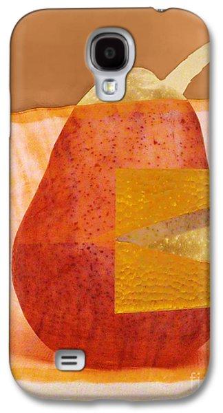 Abstract Digital Art Galaxy S4 Cases - Pear 44 Galaxy S4 Case by Elena Nosyreva