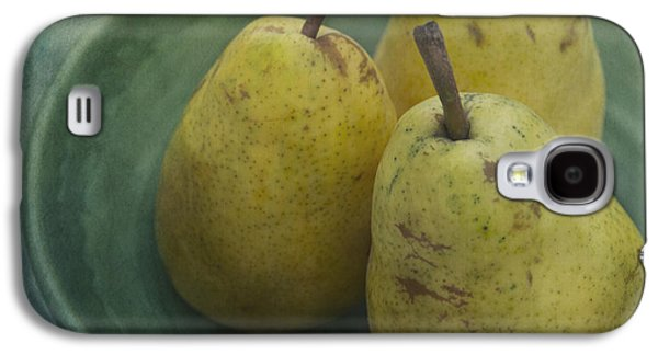 Pears Galaxy S4 Cases - Pears In A Square Galaxy S4 Case by Priska Wettstein