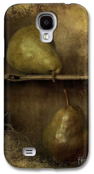 Style Life Photographs Galaxy S4 Cases - Pears Galaxy S4 Case by Priska Wettstein