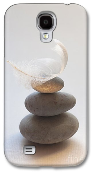 Concept Photographs Galaxy S4 Cases - Pebble Pile Galaxy S4 Case by Jan Bickerton