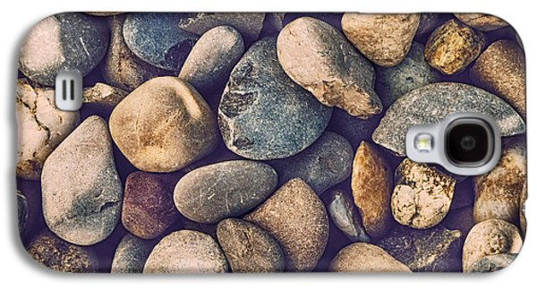 Pebbles Galaxy S4 Cases - Pebbles Galaxy S4 Case by Wim Lanclus