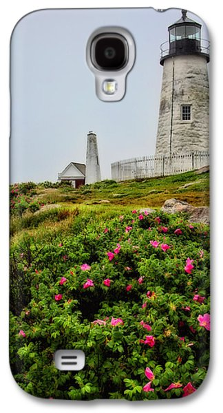 Pemaquid Point Galaxy S4 Case by Karol Livote