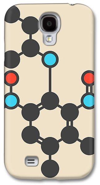 Pendimethalin Herbicide Molecule Galaxy S4 Case by Molekuul