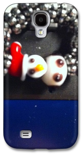 Flower Jewelry Galaxy S4 Cases - Penguin Ring Galaxy S4 Case by Kimberly Johnson