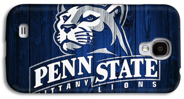 Penn State Barn Door Galaxy S4 Case by Dan Sproul
