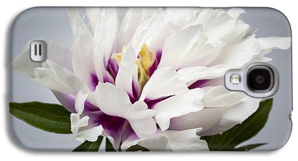 Peony Flower Galaxy S4 Case by Elena Elisseeva