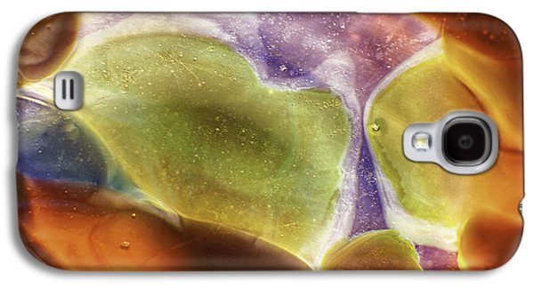 People Glass Galaxy S4 Cases - People Watching Galaxy S4 Case by Omaste Witkowski
